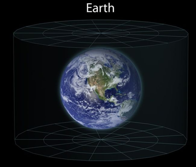 Our Planet Is So Tiny (1 pic)