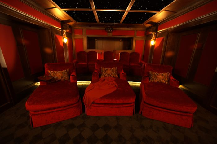 Elite Home Theaters (20 pics)