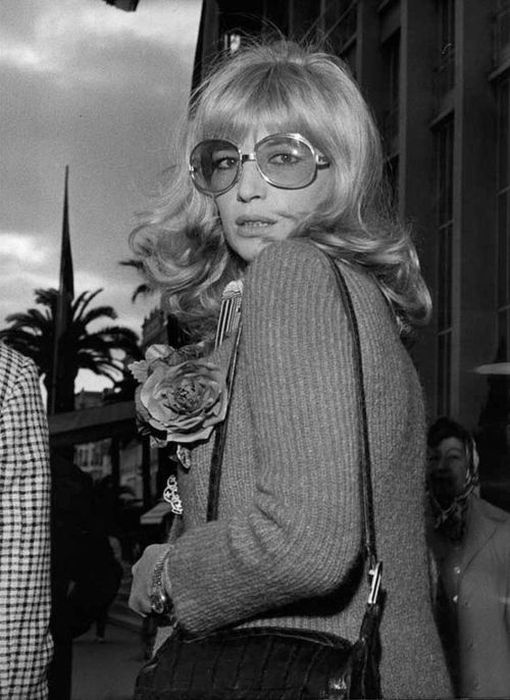 Rare Photos of Famous People. Part 19 (63 pics)