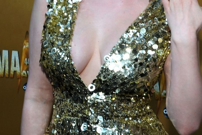 Can You Guess the Celebrity Cleavage (100 pics)