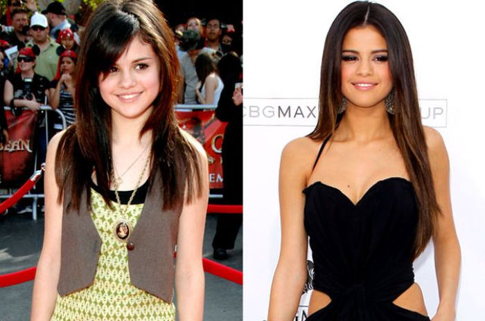 Disney Kids Then and Now (17 pics)