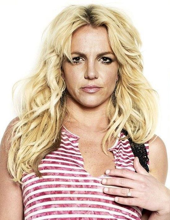 Untouched Photo of Britney Spears (2 pics)
