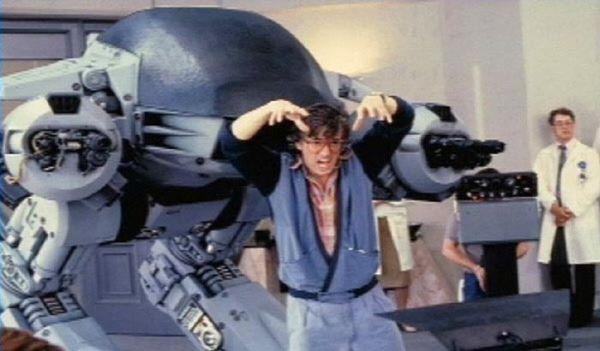 RoboCop. Behind the Scenes (52 pics)