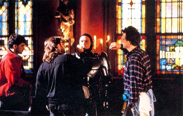 RoboCop. Behind the Scenes (52 pics)