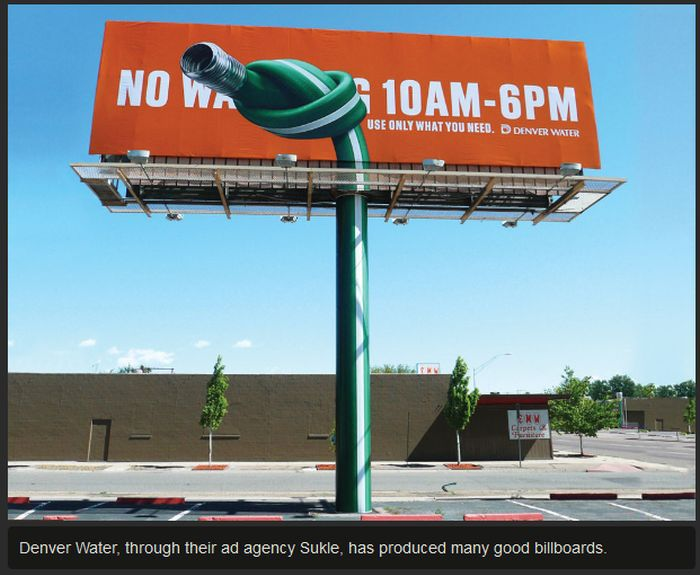 The Best Billboards Of The Last Years (6 pics)