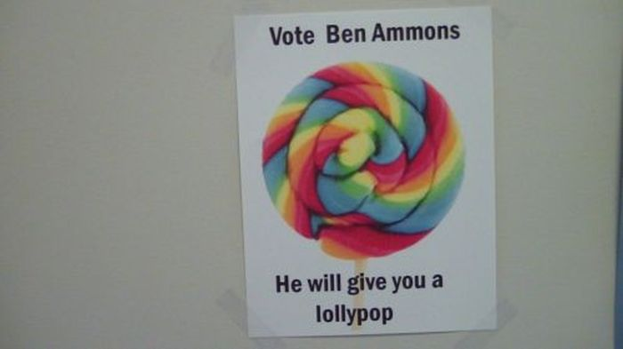 Ben Ammons for Class President (9 pics)