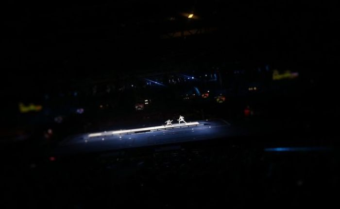 Tilt-Shift Photography At The London Olympics (13 pics)