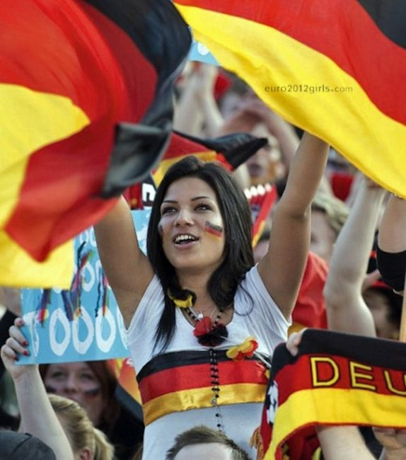 German Girls of Euro Cup (53 pics)