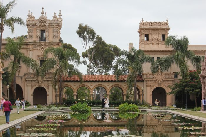 Balboa Park Destroyed (7 pics)