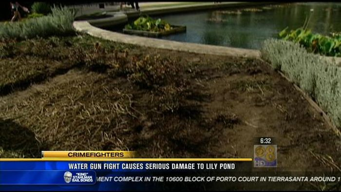 Balboa Park Destroyed (7 pics)