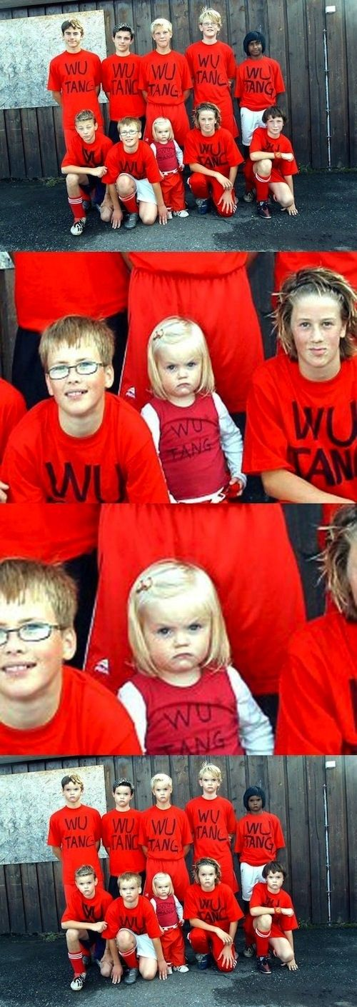 The Best Photobomb Faceswaps (22 pics)
