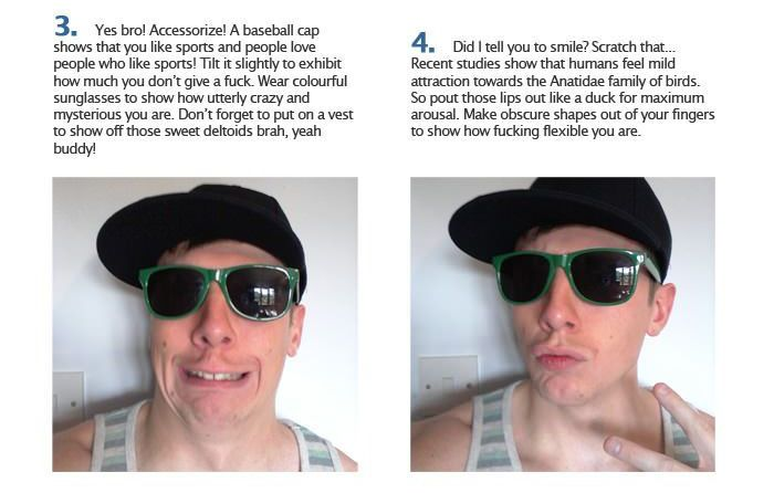 How to Create the Perfect Facebook Photo (4 pics)