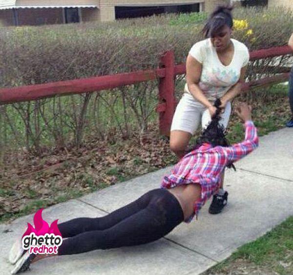 Ghetto Red Hot (55 pics)