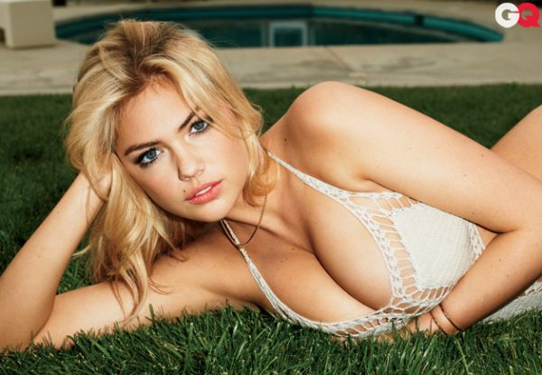 Kate Upton in GQ (14 pics)