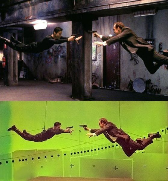The Creation of Movie Effects (11 pics)