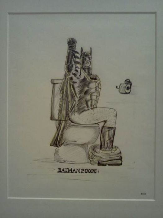 Bathroom Graffiti Wisdom (69 pics)