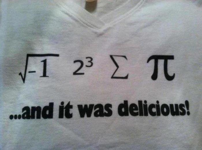 Nerdy Math Jokes (19 pics)