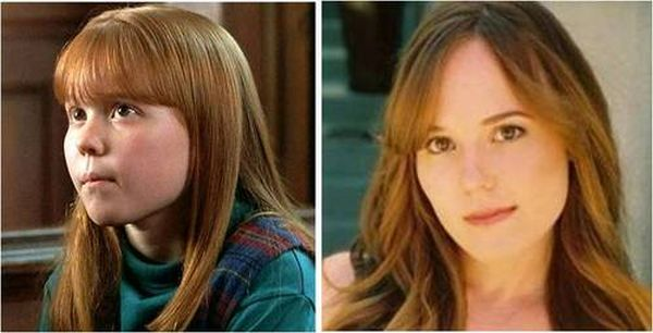 More Celebrities Then and Now (29 pics)