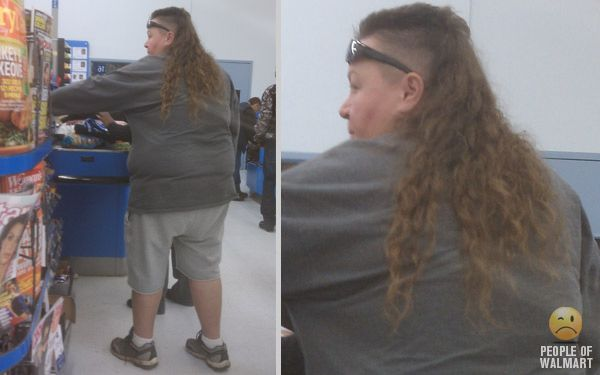 People of WalMart. Part 17 (55 pics)