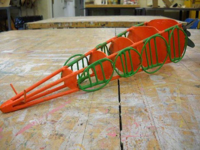 Creative Bike Racks (22 pics)