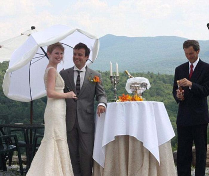 UK Couple Had 22 Wedding Ceremonies (24 pics)