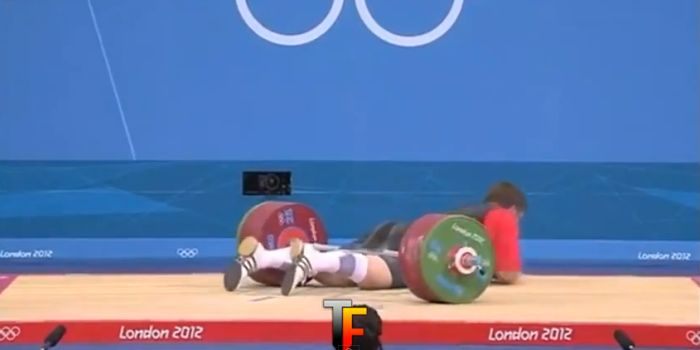London 2012 Olympics Fail