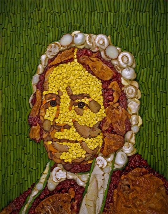 Amazing Food Art (20 pics)