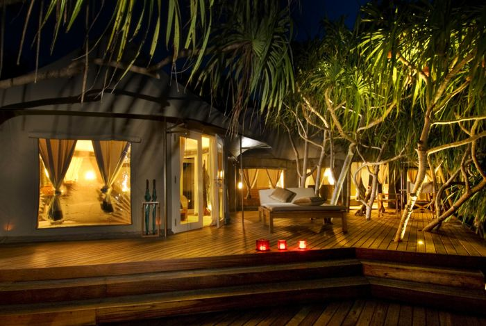 Banyan Tree Madivaru Maldives Hotel (26 pics)