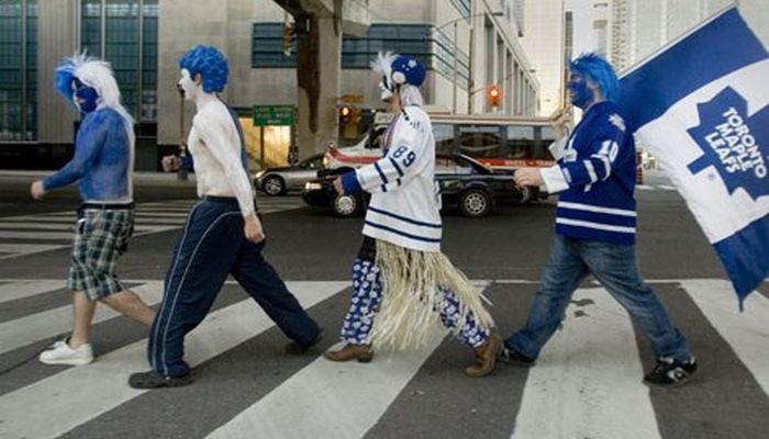 NHL Fans (41 pics)