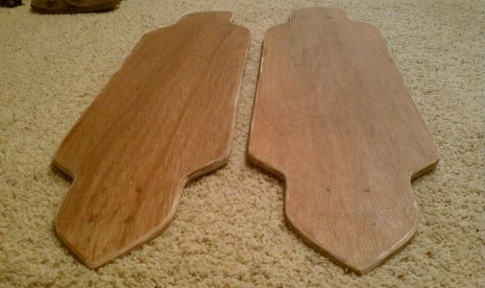 How to Build Your Own Skateboard (22 pics)