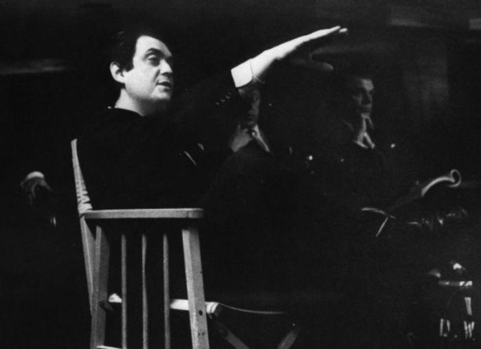 Stanley Kubrick at Work (49 pics)