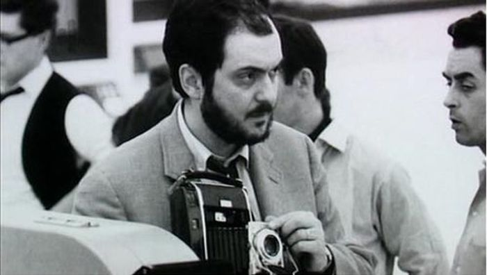 Stanley Kubrick at Work (49 pics)