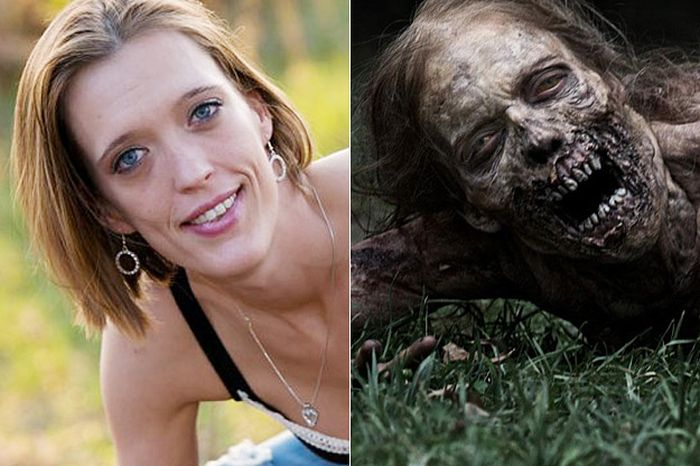 Special Effects Makeups (16 pics)