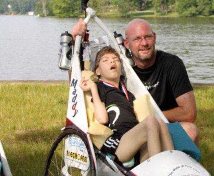 Super Dad Rick van Beek (33 pics)