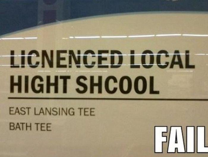 Back to School Fails (24 pics)