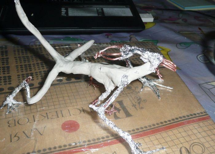 DIY Alien (24 pics)