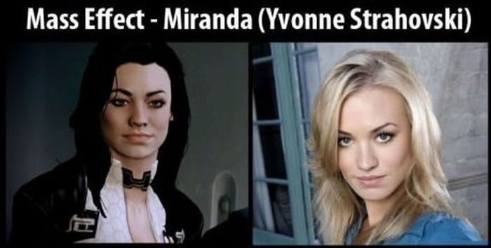 Game Characters in the Real Life (12 pics)