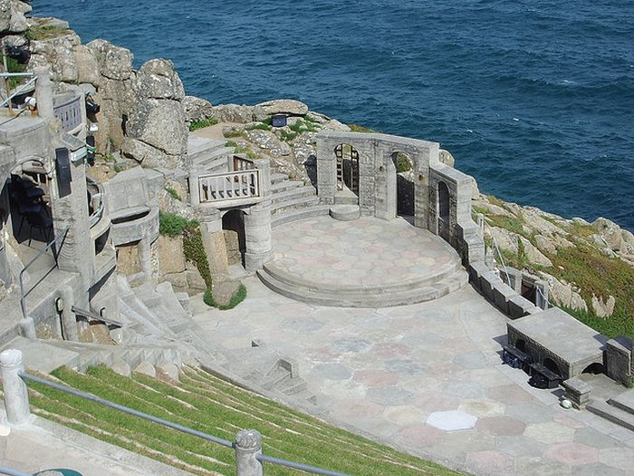 Minack Theater (27 pics)