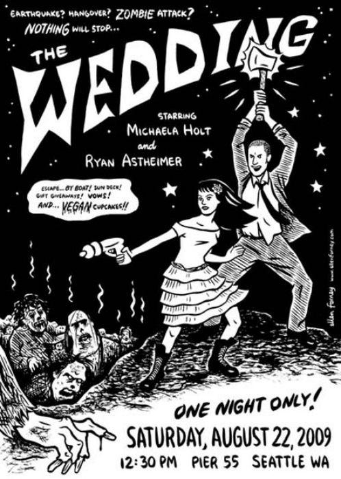 Geeky Wedding Invitations (20 pics)