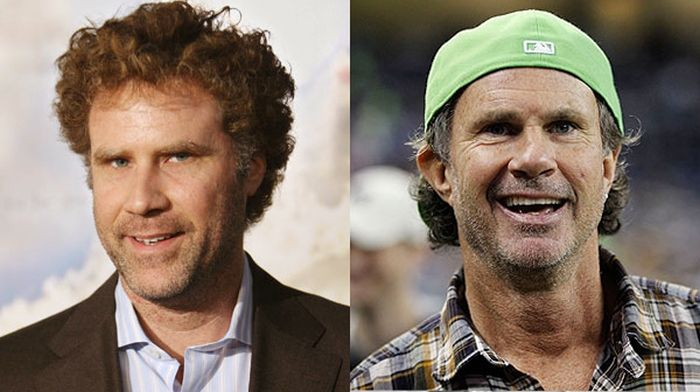Celebrities And Their Musician Doppelgangers (20 pics)