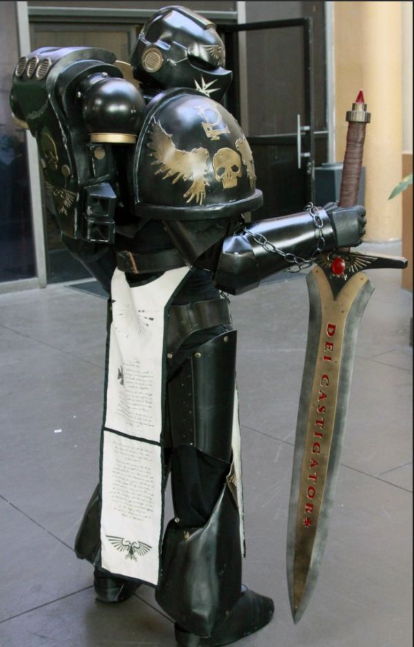 Warhammer 40k (14 pics)