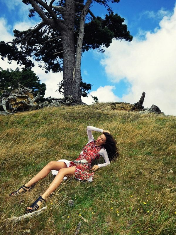 Photos of Miranda Kerr Made by Her Husband Orlando Bloom (14 pics)