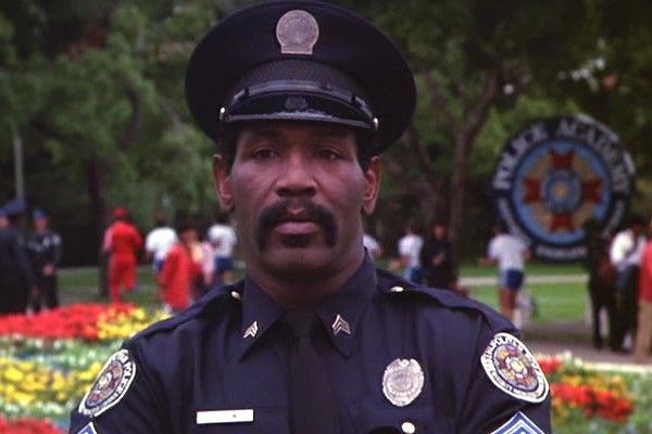Police Academy. Then and Now (34 pics)