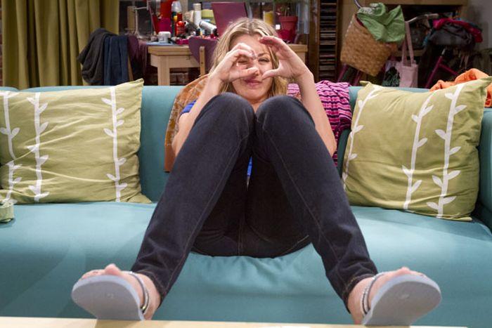 The Big Bang Theory. Behind the Scenes (23 pics)