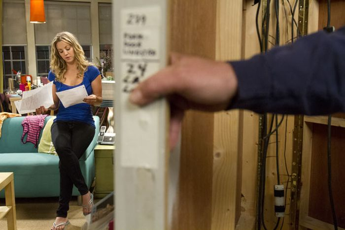The Big Bang Theory. Behind the Scenes (23 pics)