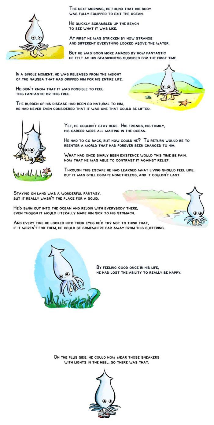 A Touching Story (3 pics)