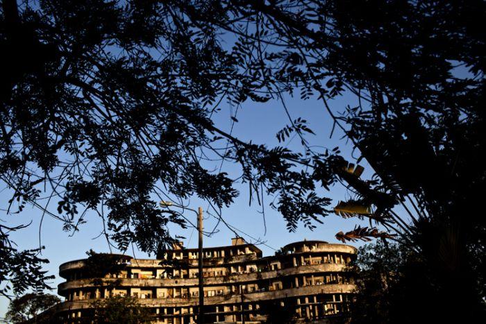 Grande Hotel in Mozambique (34 pics)