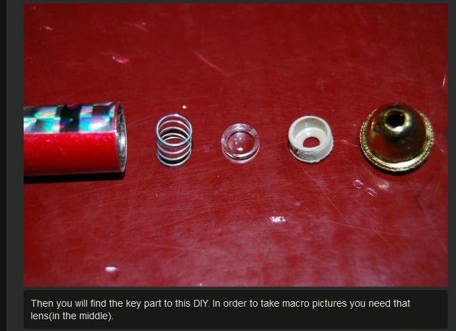 DIY Cheap Macro Lens for Your Phone (16 pics)