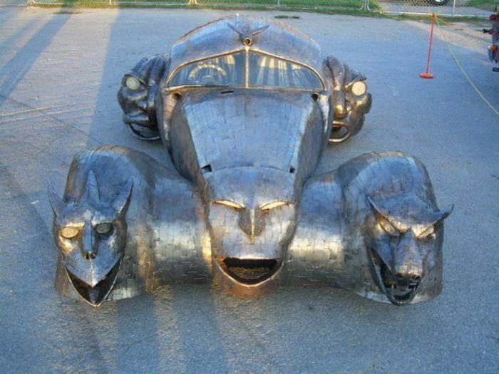 Crazy Cars (52 pics)