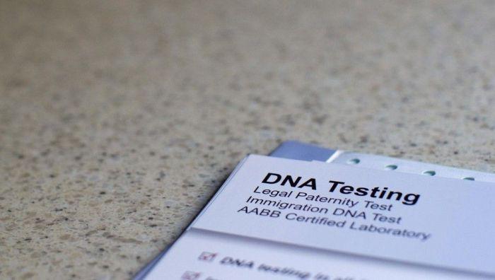 DNA Testing Van (7 pics)